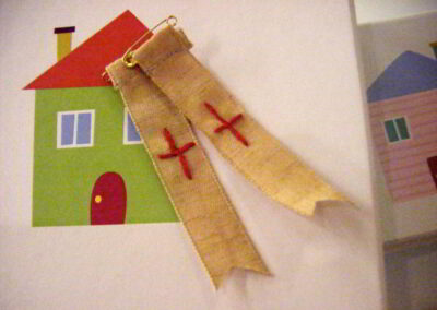The little paper house!